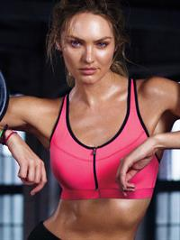 Candice Swanepoel for Victoria's Secret Sport
