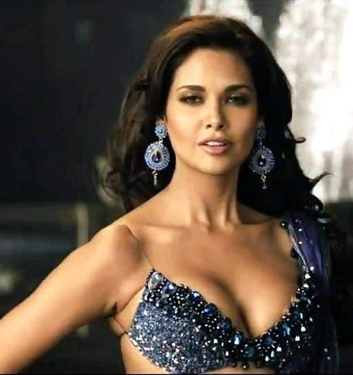 Esha Gupta in a bikini