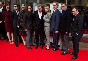 Alexis Bledel at the Conspirator Premiere Washington D.C. August 10, 2011