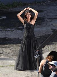 Behind the scenes of Selena Gomez's new video, 'Who Says'