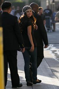 Selena Gomez In Jeans Out and About (9/27/12)