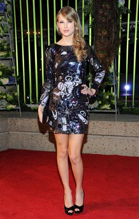 Taylor Swift 59th Annual BMI Country Awards November 08, 2011