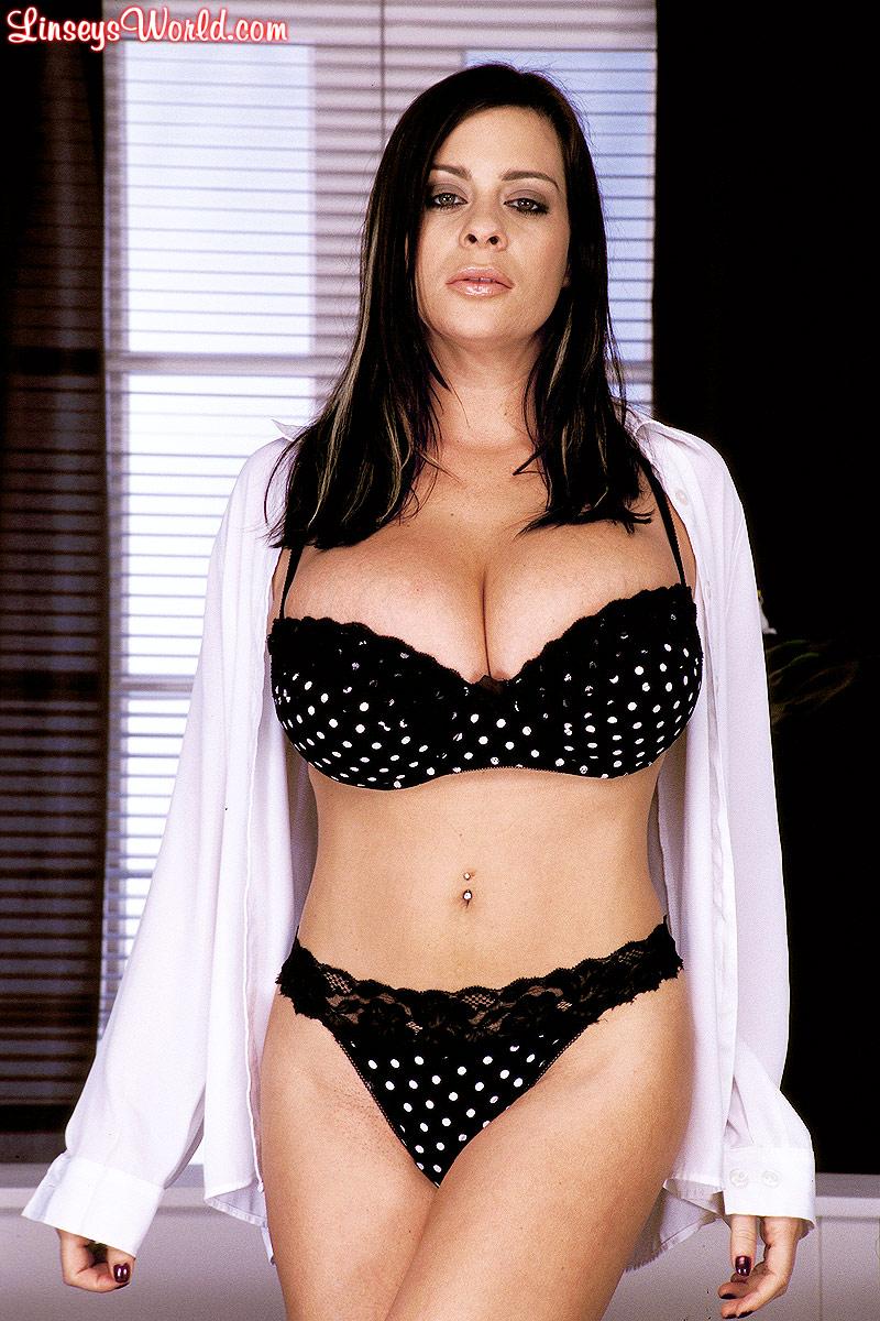 Linsey Dawn McKenzie in lingerie