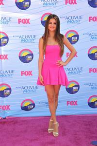 Selena Gomez at the 2012 Teen Choice Awards in Universal City (July 22, 2012)