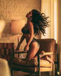 Arianny Celeste in lingerie