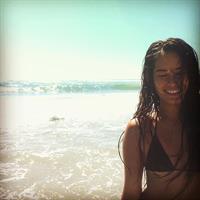 Arley Elizabeth in a bikini
