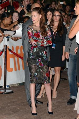 Kristen Stewart - 'On The Road' premiere at the Toronto International Film Festival Sept 6, 2012