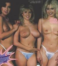 Samantha Fox - breasts