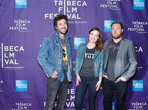Olivia Wilde Tribeca Film Festival - Shorts Program -  The Rider and the Storm  - New York City - April 22, 2013