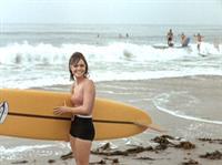Sally Field in a bikini