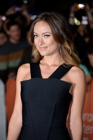 Olivia Wilde  Rush  Premiere at the Toronto Film Festival - September 8, 2013
