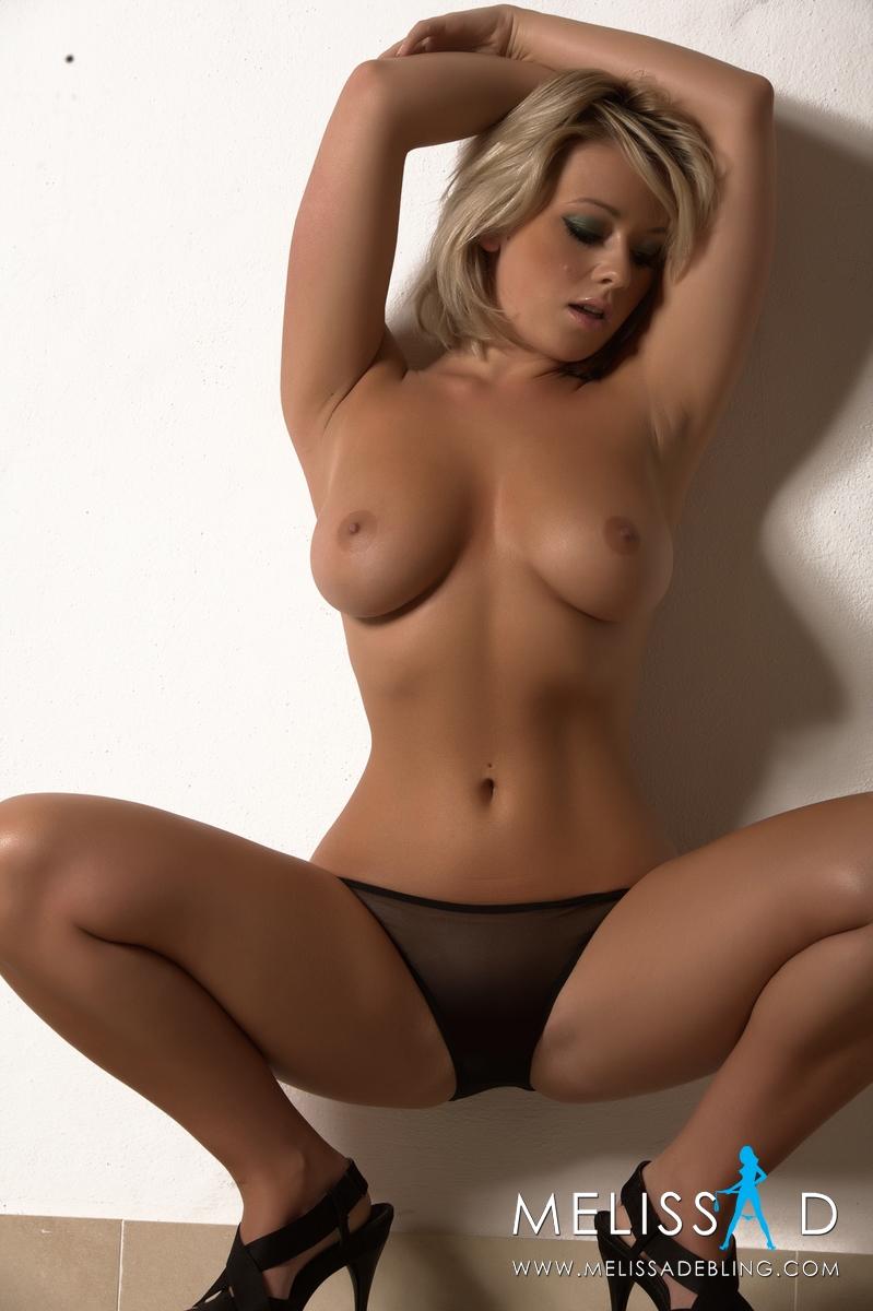 Nude melissa debling