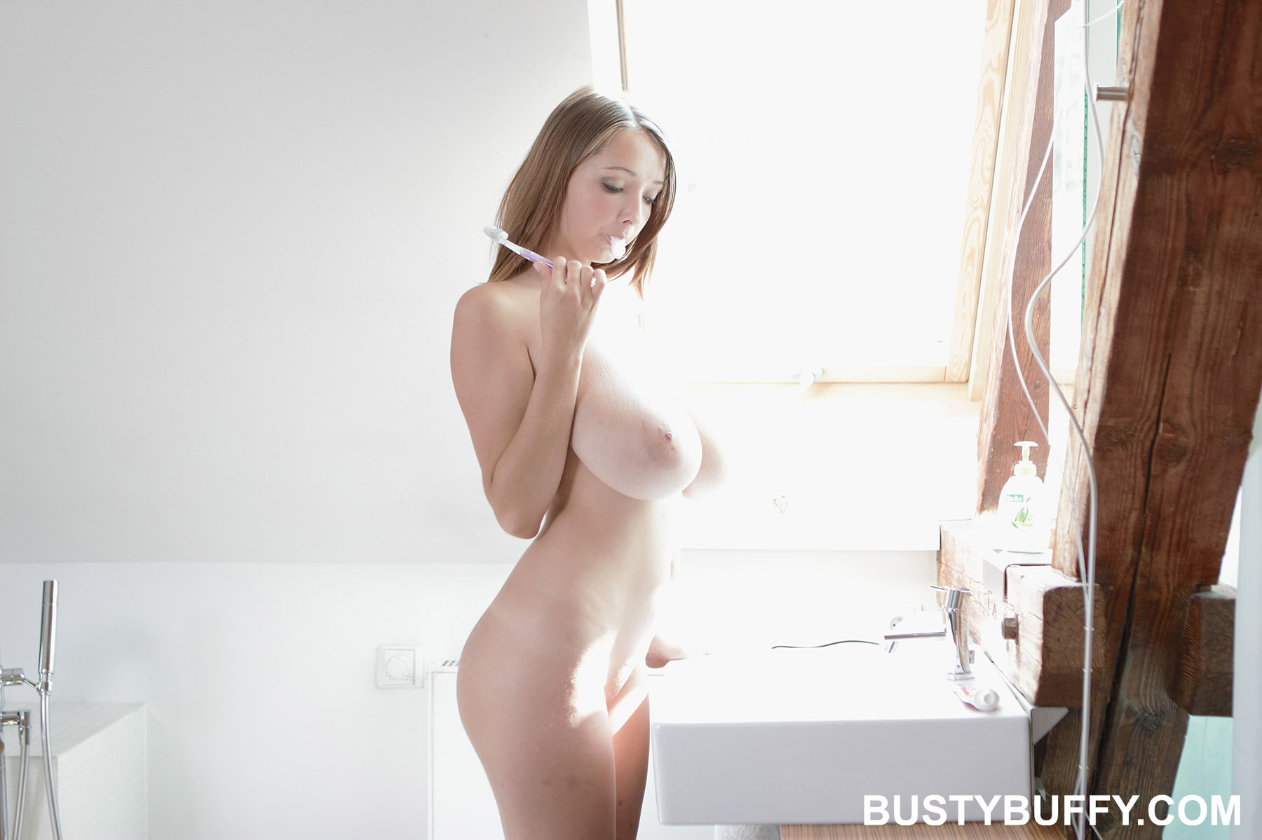 Lucie Wilde - breasts
