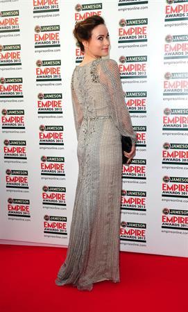 Olivia Wilde Jameson Empire Awards in London March 25, 2012