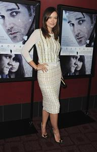 Olivia Wilde Deadfall Premiere at Arclight Cinemas in Hollywood - November 29, 2012