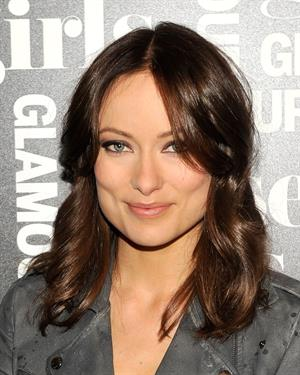Olivia Wilde Glamour Presents These Girls at Joe's Pub in New York - October 8,2012