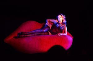 Kelly Brook - Forever Crazy At Crazy Horse, London 2012 Gal Number