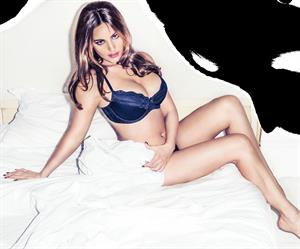 Kelly Brook - Photoshoot Marc Van Dalen For FHM India October 2012