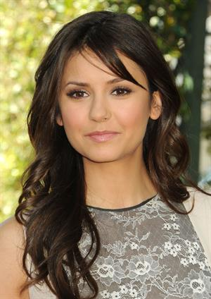 Nina Dobrev John Varvatos 10th Annual Stuart House Benefit in LA 3/10/13