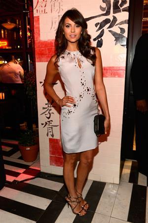 Nina Dobrev The CW Network's 2013 Upfront - Party, May 16, 2013