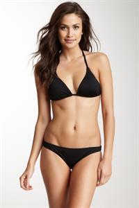 Holly Owens in a bikini
