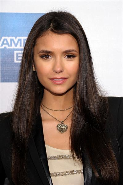 Nina Dobrev premiere of Last Night during the 2011 Tribeca Film Festival April 25, 2011