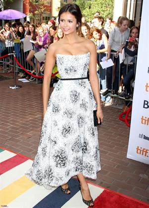 Nina Dobrev - The Perks of Being Wallflower premiere at Toronto International Film Festival - September 8, 2012