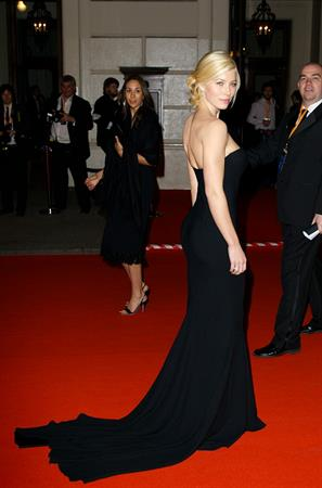 Jessica Biel the Orange British Academy Film Awards London