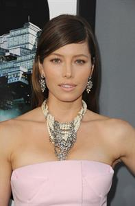 Jessica Biel  Total Recall  Los Angeles Premiere - August 1 2012