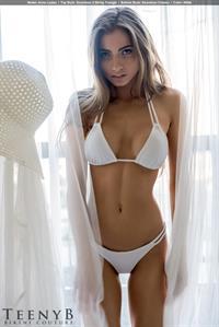 Anna Louise in a bikini