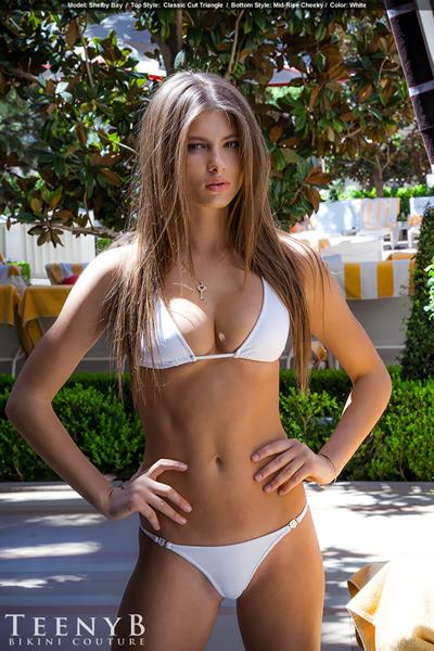 Shelby Bay in a bikini
