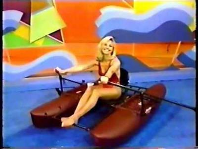 Chantel Dubay in a bikini