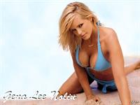 Gena Lee Nolin in a bikini