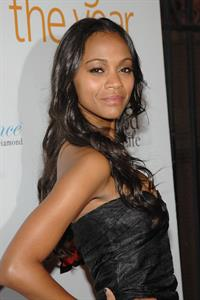 Zoe Saldana - 7th Annual Hollywood Life Breakthrough of the