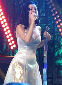 Katy Perry IHeartRadio Album Release Party in LA 22.10.13