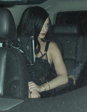 Katy Perry - leaving the Chateau Marmont 3/23/13