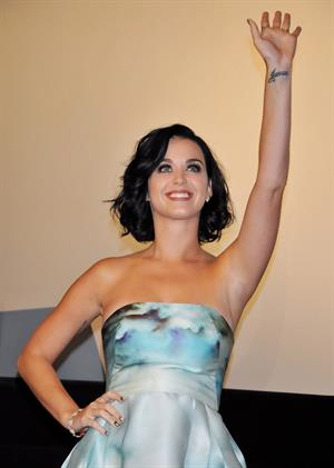 Katy Perry - Part of Me 3D premiere in Tokyo 9/25/12