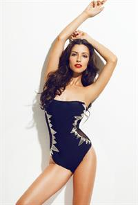 Marina Rigueira in a bikini