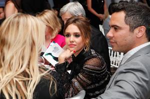 Jessica Alba - Self Magazine Women Doing Good Awards in New York - September 12,2012