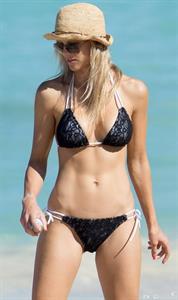 Elin Nordegren in a bikini
