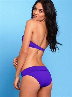 Shanina Shaik for Victoria's Secret 2013 Swim