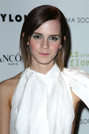Emma Watson - The Cinema Society special screening in New York City September 13, 2012