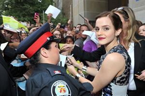 Emma Watson - The Perks of Being Wallflower premiere at Toronto International Film Festival - September 8, 2012