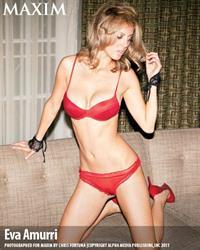 Eva Amurri Martino in lingerie