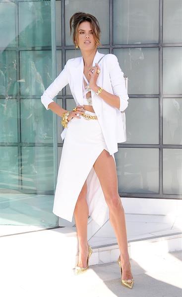 Alessandra Ambrosio –shoot set in Beverly Hills 10/12/13