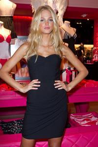 Erin Heatherton at the Victorias Secret store opening at Plaza Las Americas 16.11.2011
