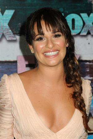 Lea Michele - Fox All-Star Party at Soho House in West Hollywood - July 23 2012