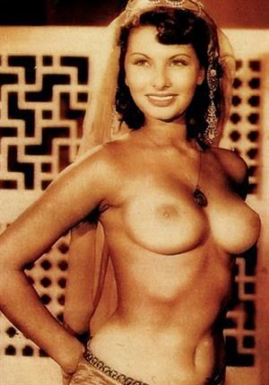 loren nude