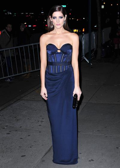 Ashley Greene The Twilight Saga Breaking Dawn Part 2 screening in New York 11/15/12