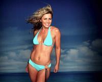 Nicole Eggert in a bikini